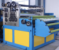 High Quality and precise Slitting Line / straightening machine for Steel Coil