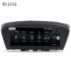 Android 9.0 version 8.8 inch Car DVD Player Support Mirror Link Function Car FM Player Video For BMW 3 Series E90/5 Series E60