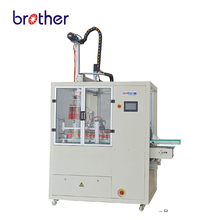 Brother AFB-I Hoge Snelheid <span class=keywords><strong>Pick</strong></span> & place Type Alle <span class=keywords><strong>Kleine</strong></span>-fles Hals Productie Carton Filler Case Packer Voor Fles