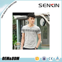 wholesale 2015 custom design Men's street t-shirts,polyester t shirts ,china clothes manufacturer