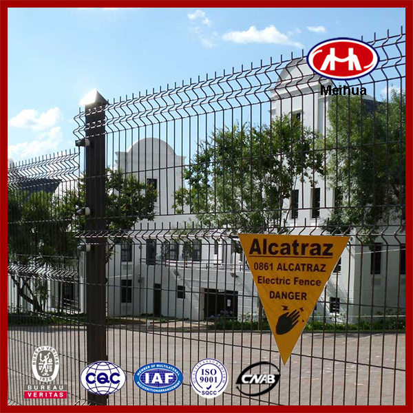 Manufacture Low Carbon Steel Galvanized Welded Wire Fence Panels ...