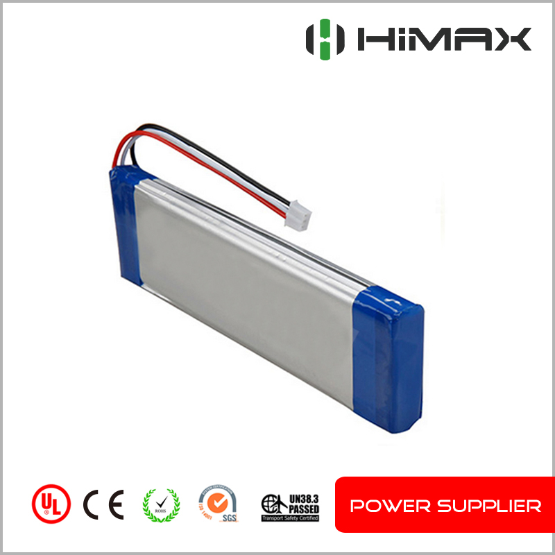 customized 3000mAh 15C high rate 11.1V rc model battery