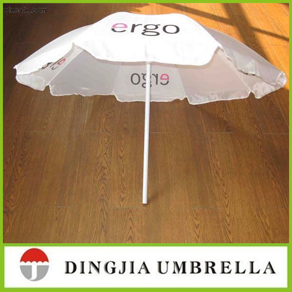 Diameter 160cm printing oxford advertising 36inches beach umbrella