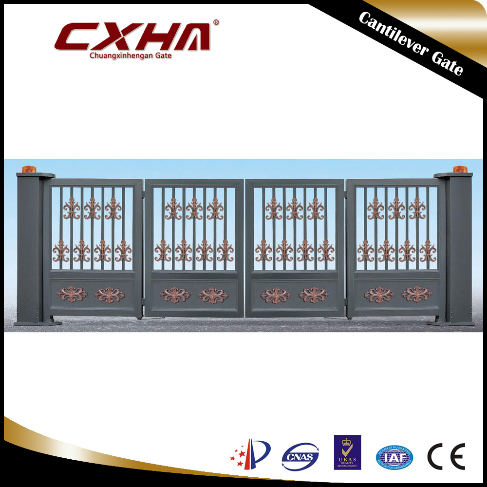 Retractable Door for House Main Gate Designs