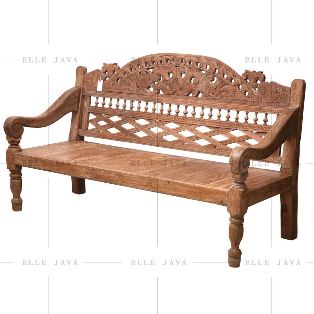 Marvelous Teak Bench Garden Furniture Hand Carving Buy Outdoor Wood Bench Reclaimed Wood Bench Garden Furniture Round Bench Product On Alibaba Com Short Links Chair Design For Home Short Linksinfo