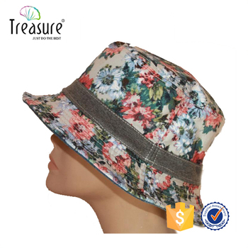 Custom funny printed wholesale black white bucket caps and hats cheap fish  man blank plain cotton d4a7509e4ee