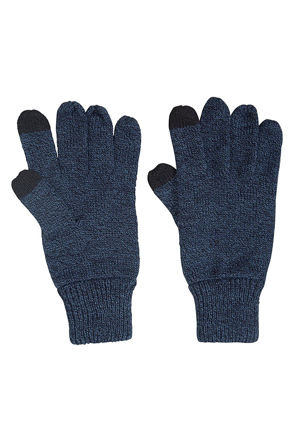 Mountain Warehouse Touch Screen Mens Knitted Gloves
