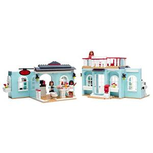 Mega Bloks American Girl Grace's 2-in-1 Buildable Home For Toddlers