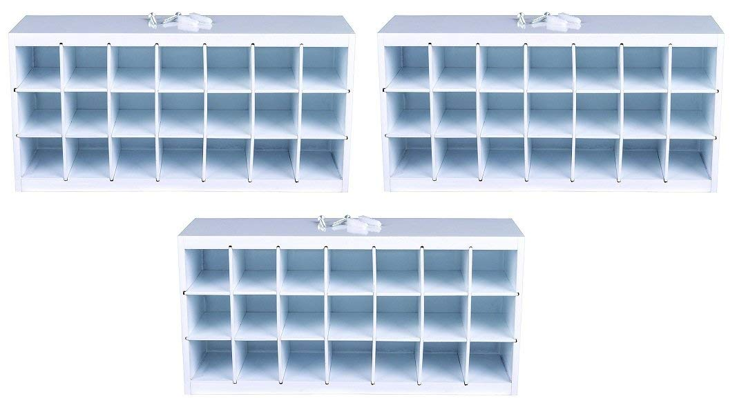 ArtBin Paint Storage Tray - White, 6828AG (Pack of 3)