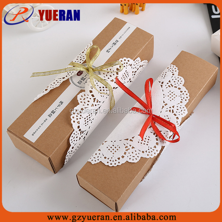 The most popular top quality package design box food, custom macaron food packaging box