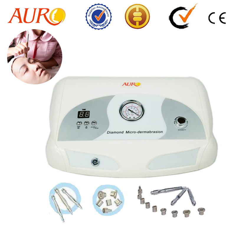 Au-3012 Beauty Salon Use Medical Microdermabrasion Machine /Deep Facial Cleaning