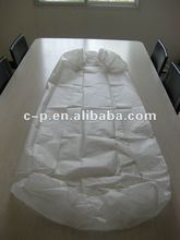 disposable white PP nonwoven fiited bedsheet