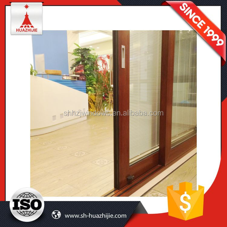 Good quality made in china economic aluminum down sliding door