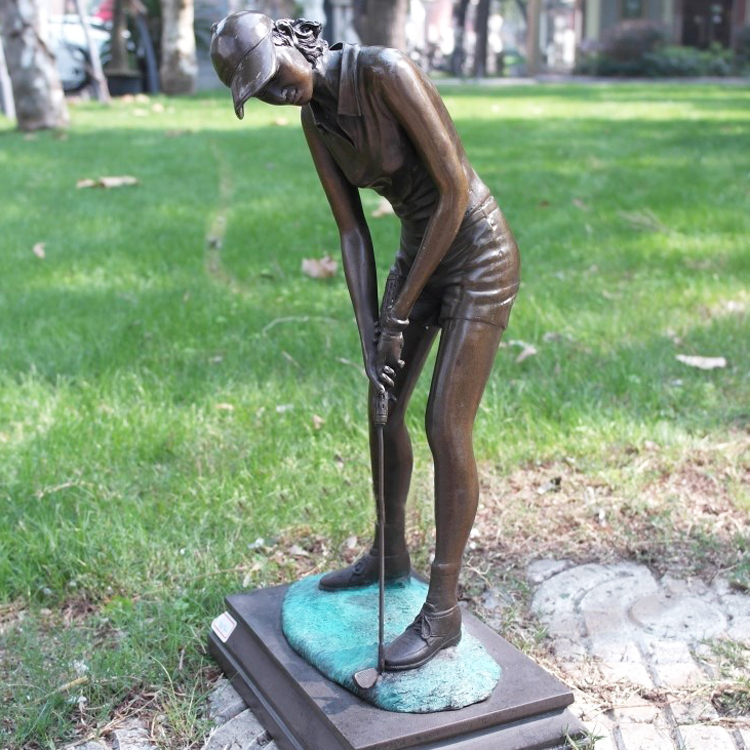 Perfect Garden Golf Statues, Garden Golf Statues Suppliers And Manufacturers At  Alibaba.com