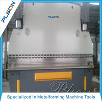 Press brake, hydraulic bending machine WC67Y/K - 400T/7000, sheet metal folding machine