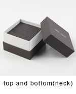 גבוהה כיתה יצרן סיטונאי מותאם אישית יוקרה מתנת אריזה הדפסת תיבת אריזת נייר קופסא