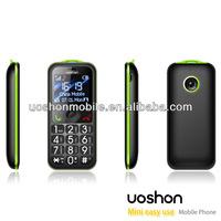 Loud Speaker Big button smiple Senior cell phone Unlocked china manufacturer