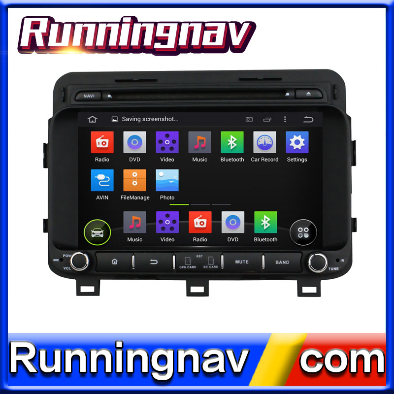 android system 2 din car stereo for K5/Optima automobile dvd with car audio GPS DVD 3G Wifi with game player
