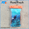 Top sale Multifunction Colorful Waterproof Underwater Phone Bag Mobile Phone Bag