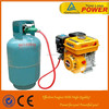 china best 7hp multi-fuction super power kerosene gasoline lpg engine for sale