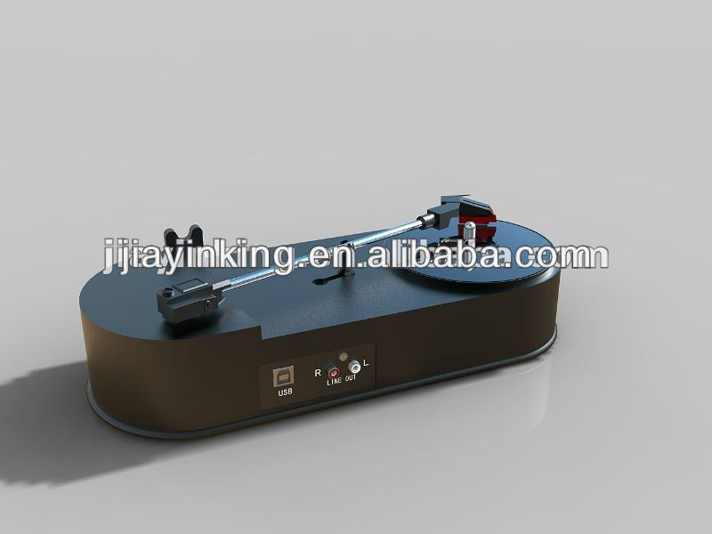 Mini Usb Turntable (k-2217) - Buy Turntable,Turntable Record  Player,Encoding Phono Product on Alibaba com