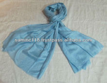 Plain Silk Modal Scarves
