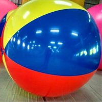 Wholesale Custom Large Inflatable ball 12 foot Giant Beach Ball