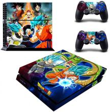 For Ps4 Playstation 4 Console 2 Controller Cover Vinyl Decal Skin