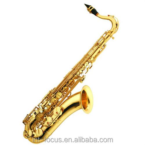 כלי נגינה Bb תלמיד סקסופון Teonr Saxofon פופולרי טנור סקסופון