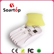 mouse type gift high quality cheap power bank 4000mah 5000mah oem built-in cable colored power banks for mobile phones