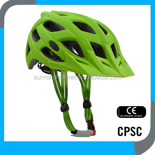 in-mold adult CE CPSC cycling helmets, bike security helmets, MTB bicycle crash helmets