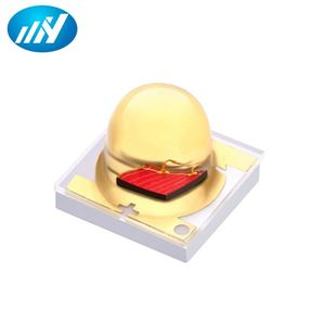 Shenzhen Factor Epileds Chip 1w 3W High Power SMD LED Diode3535 660nm Amber 600nm 605nm 610nm