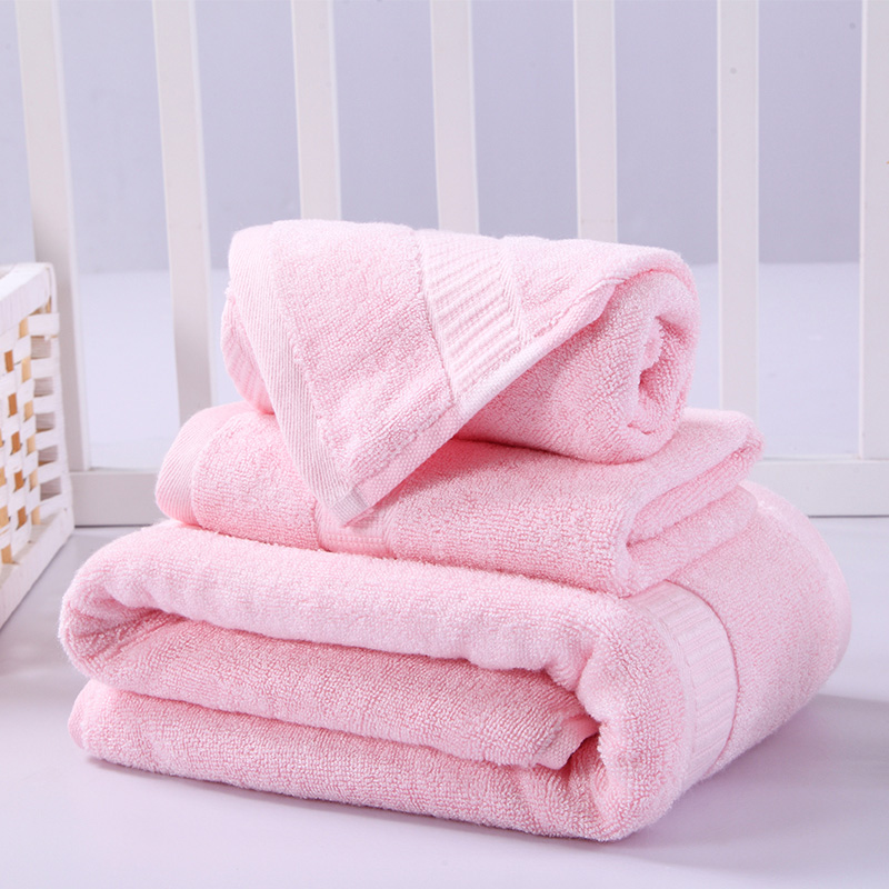 16s 600GSM Luxury Full Cotton Soft Bath Towel Gift Set