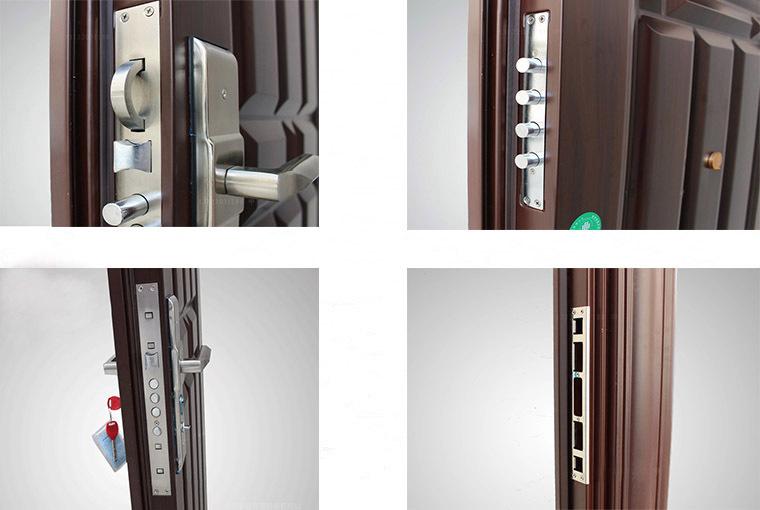 E-TOP DOOR New Design Door Locks And Handles In Dubai Security Steel Door & E-top Door New Design Door Locks And Handles In Dubai Security Steel ...