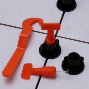 Hot Sale Low Price Various Size Plastic Ceramic Tile Spacer, 1mm 1.5mm 2mm 3mm Tile Leveling System