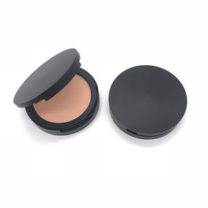 wholesale no brand Waterproof Makeup Pressed Compact Powder Foundation
