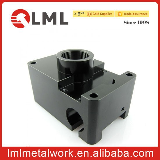 Solution Provider OEM Customized Powder Coated Custom CNC Milling