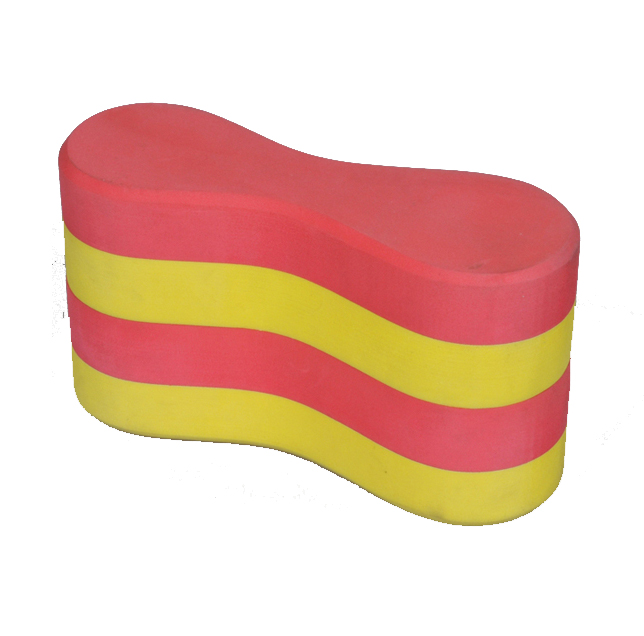 EVA foam OEM sport pull buoy for swim training OEM