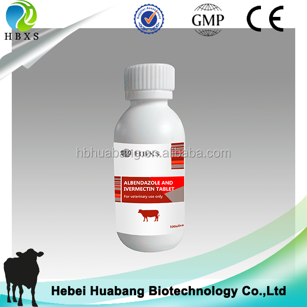 Low price Albendazoel and ivermectin bolus