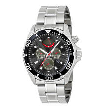 Men sport luxury 316L stainless steel mechanical 9100 movement automatic watch with Sapphire Glass