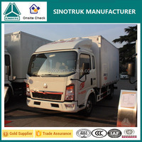 Manufacturer best price SINOTRUK frozen food truck