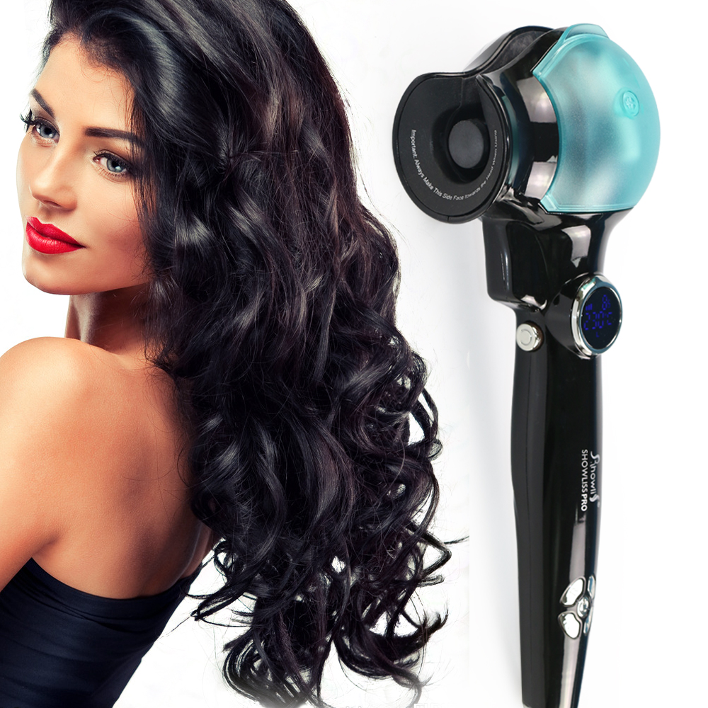 Best Price Electric New Steam Auto Hair Curler