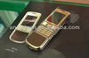 Original unlocked 8800 Gold Arte luxury 3G phone