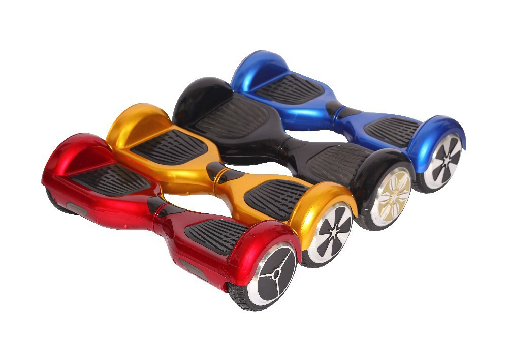 Smart Balance 2 wheel Electric Standing Scooter Self Balancing Monorover Hoverboard Unicycle Airboard Two Wheels