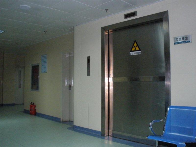 X Ray Protective Lead Door Protection Lead Doors, Lead Lined CT Room Door Part 72