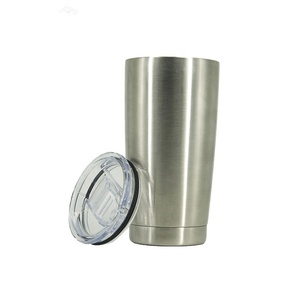 Slid Lid Double Wall Wholesale 20 oz Stainless Steel Tumbler