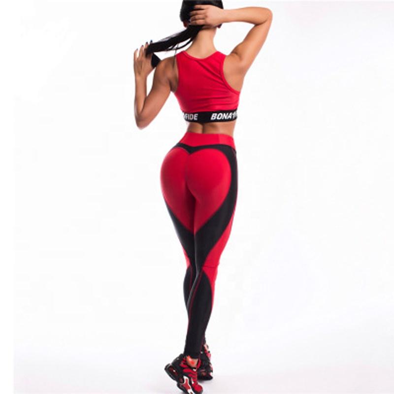 Custom logo printing seamless sport yoga pants leggings for women