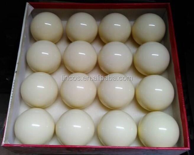 57mm Magnetic Billiard/pool White/cue Ball