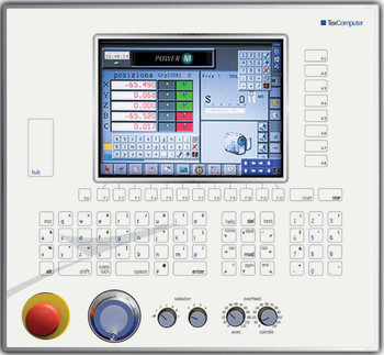 High Quality Motion Control Axis Controller Plc Hmi Cnc