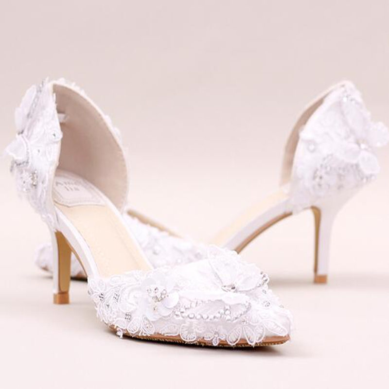 Butterfly Bridal Shoes Promotion-Shop For Promotional